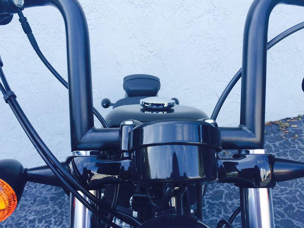 Pin Pa Harley Davidson Handlebars