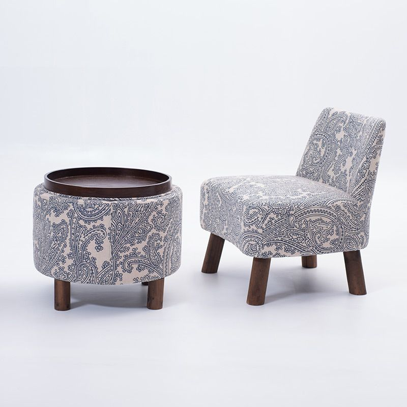 Superieur Jane Domain Tea Tables And Chairs Combination Lounge Chair + Small Coffee  Table Sofa Stool Storage