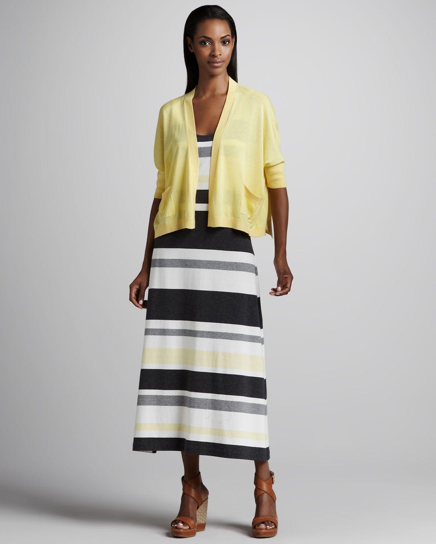 http://ncrni.com/joan-vass-boxy-jersey-cardigan-striped-jersey ...