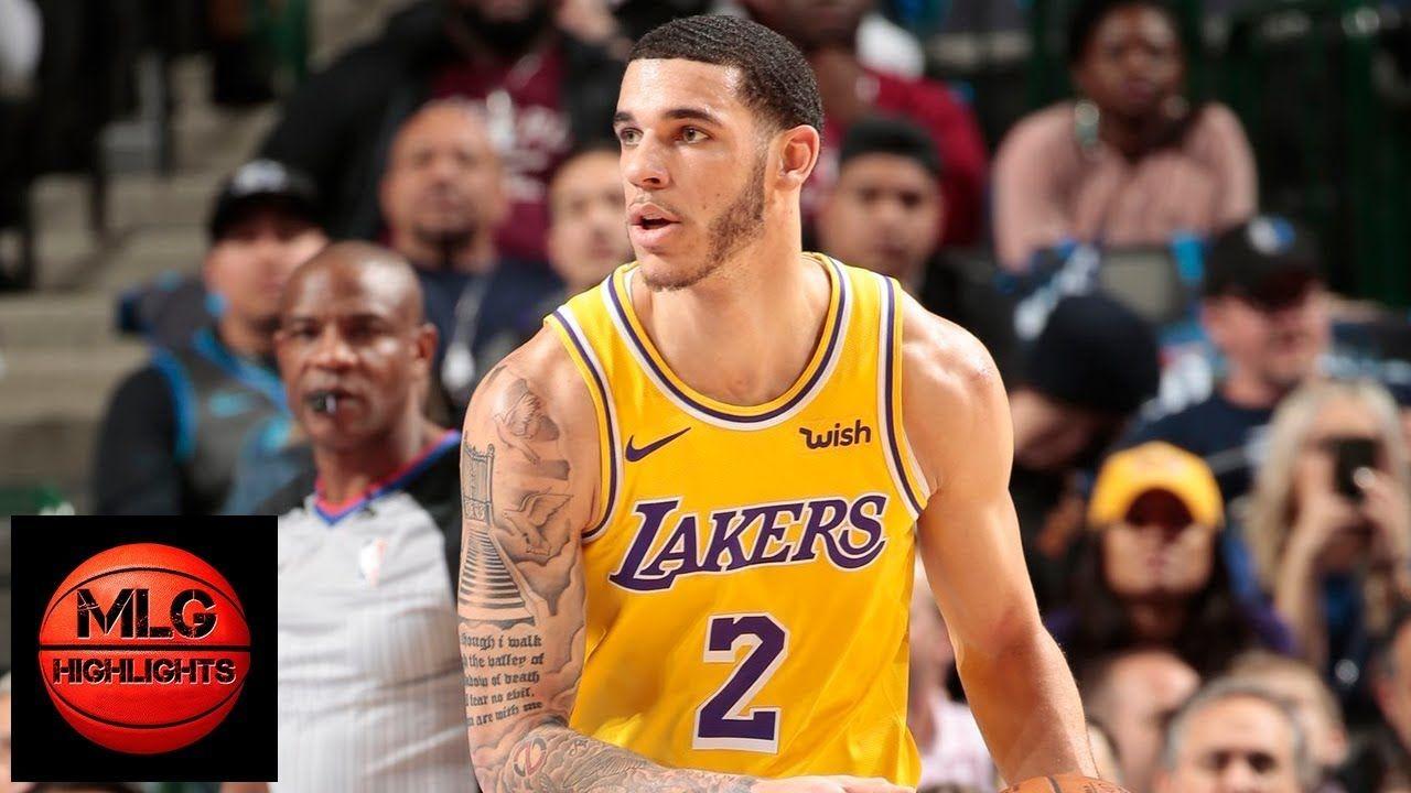 La Lakers Vs Dallas Mavericks Full Game Highlights 01 07