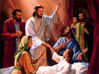 Señor Jesús Hoy Venimos A Ti En Nombre De Cada Una De Las Personas De Nuestra Familia Tú En Tus Designios De Amor P Oración De Sanación Oraciones Sanación