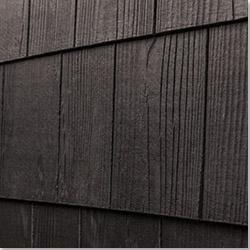 Black Cedar Even Edge 1 4 X16 X4 Fiber Cement Siding Cement Siding Fiber Cement Siding Shingle House