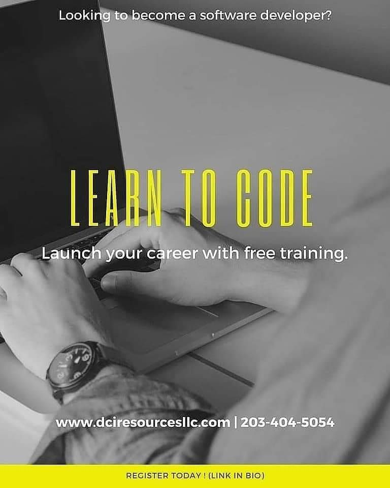 Learn to code with DCI! Enter into the highpaying