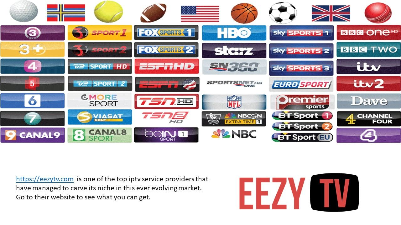 is one of the top iptv service
