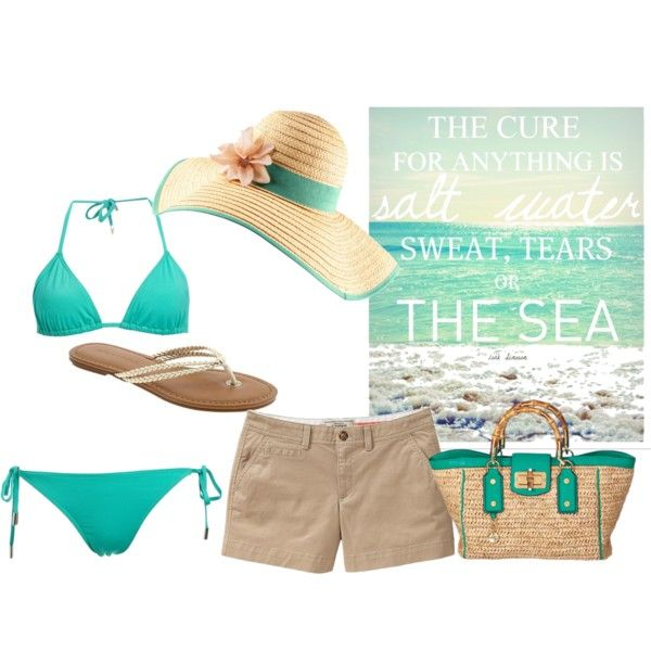 """""""Salty & Sweet"""" by carleey on Polyvore"""