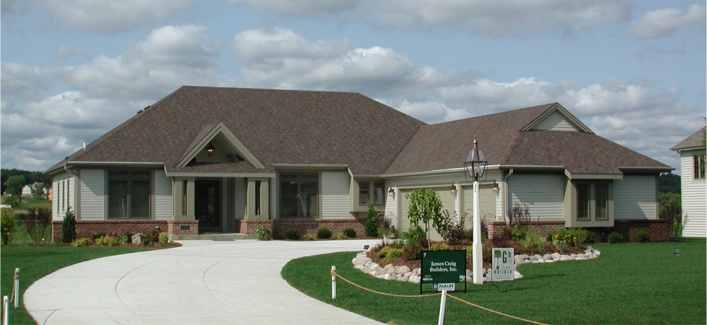 Baymont Ranch Homes Home Builders Wisconsin