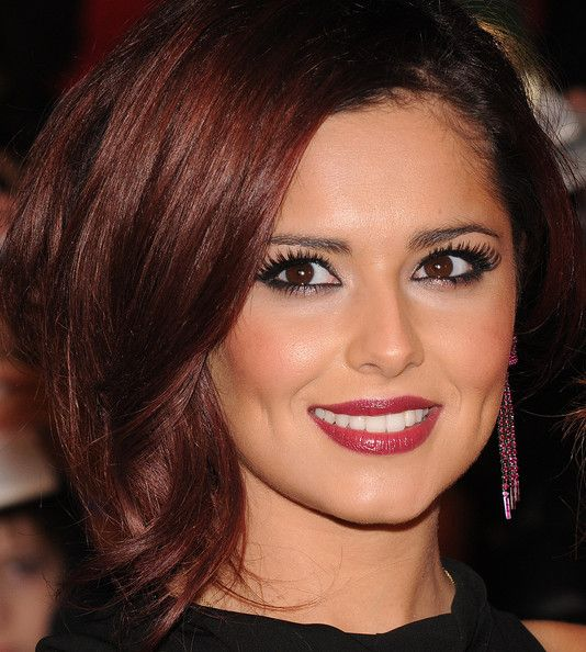 Cheryl Cole Make Up Hair In 2019 Makeup Tips For Brown