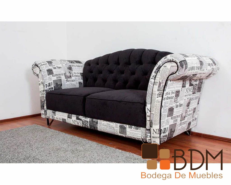 Sillones capitone en beige en salas buscar con google - Tapices para sofas ...