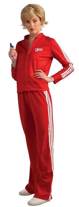 Glee Sue Track Suit Teen Costume  sc 1 st  Pinterest & Glee Sue Track Suit Teen Costume | Teen costumes Track suits and Glee