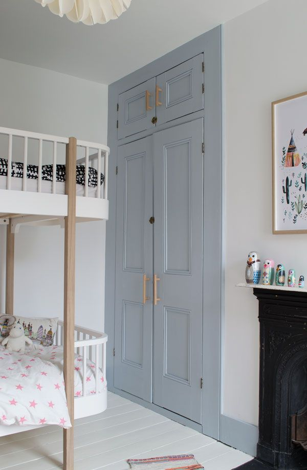 Modern Scandi Kids Room Makeover   The Reveal