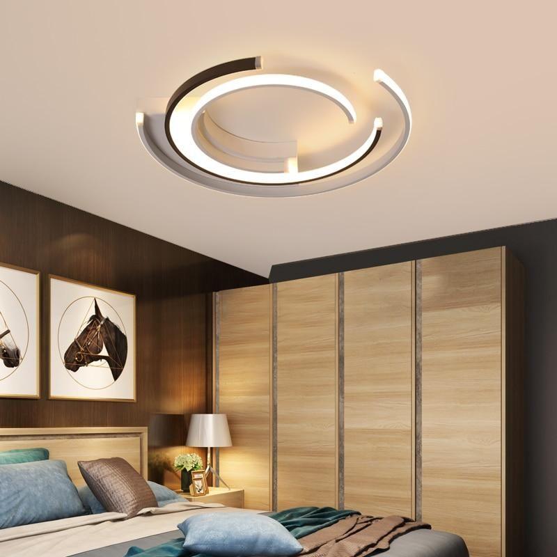 Modern LED Ceiling Lights Living room Bedroom lustre de