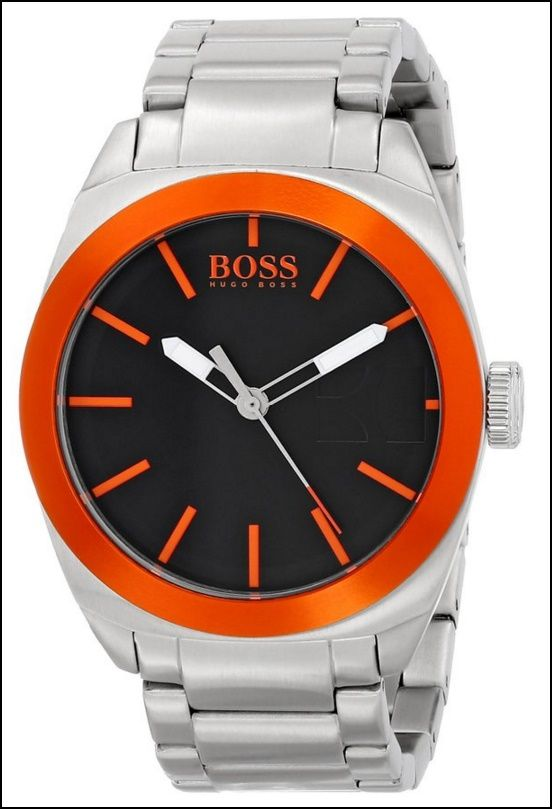 BOSS 1512896 Wide Receiver Watch Review – Luxurious With An Attitude