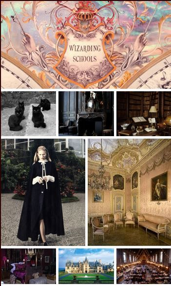Wizarding Schools Salem Witches Institute Unofficial But Still A Cool Idea American Wizarding School Salem Witch Ilvermorny