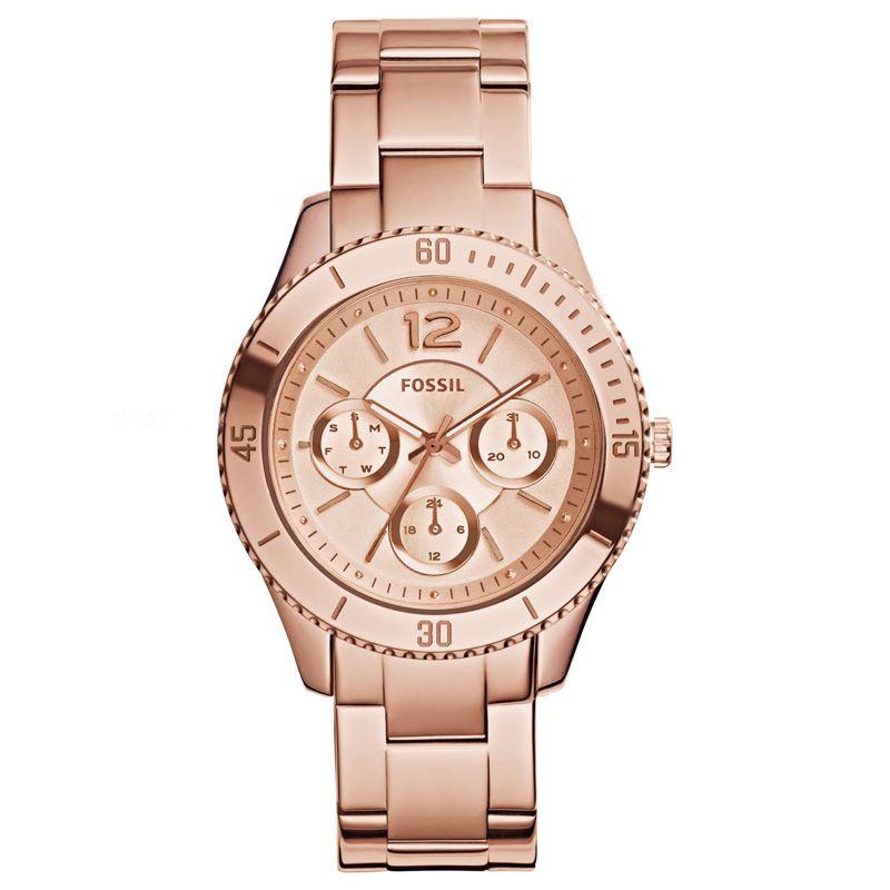 Fossil Fes3815 Bayan Kol Saati Saat Ve Saat Bayan Saatleri Aksesuarlar Saatler