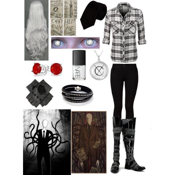 Creepypasta: Daughter of Slender Man | Fandom outfits ...