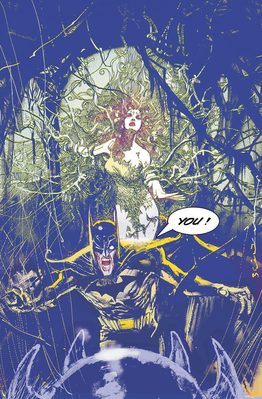 Batman Bill Sienkiewicz).