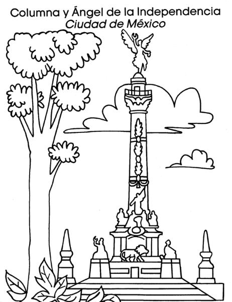 monumentos importantes del mundo para colorear - Buscar con Google ...