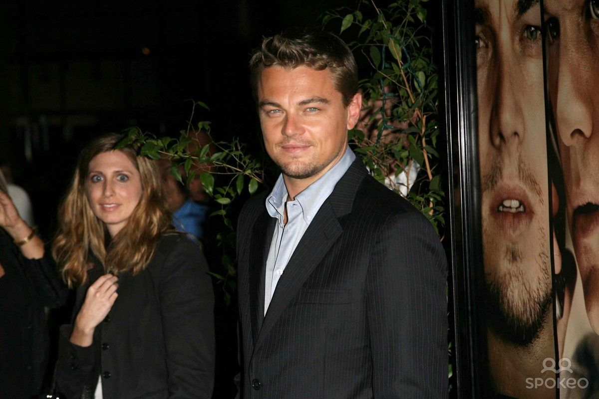 "Leonardo DiCaprio at the special screening of ""The Departed"". The Directors Guild of America, Los Angeles, CA. 10-05-06"