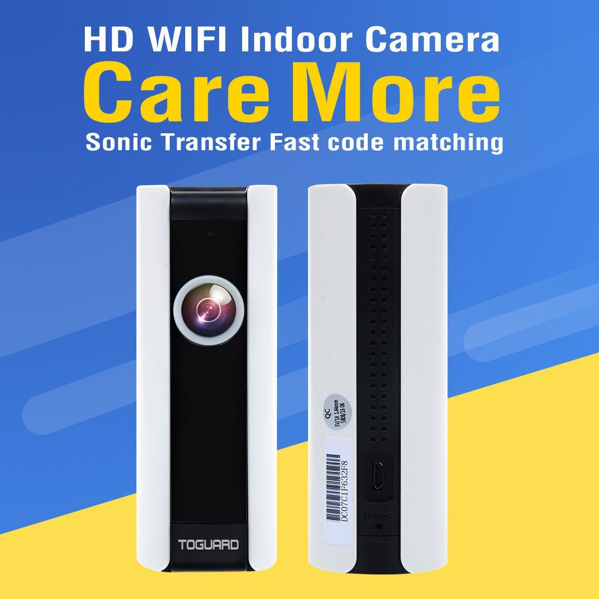Toguard Ap408 Mini Hd Wifi Video Surveillance Camera Home Baby