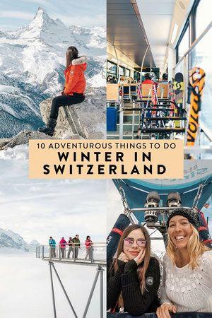 Photo of Invierno de Suiza: 10 aventuras increíbles que debes seguir – ckanani luxury travel & adventure