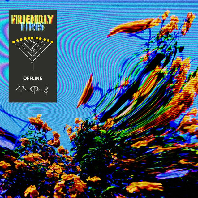 Offline, a song by Friendly Fires, Friend Within on