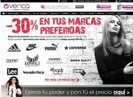 Venca Toda La Moda Para La Mujer En El Catalogo De Ropa Online Boarding Pass