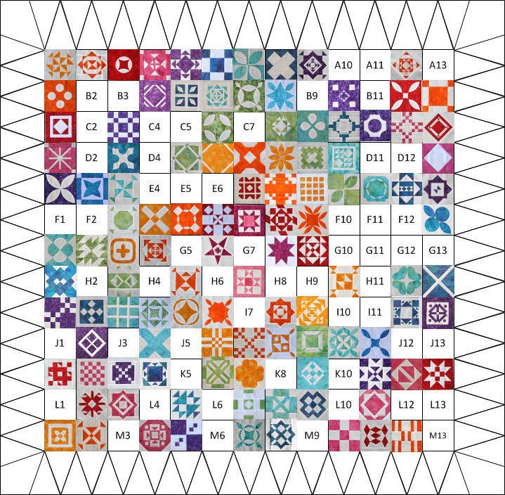 Marie's quilts: Quilting