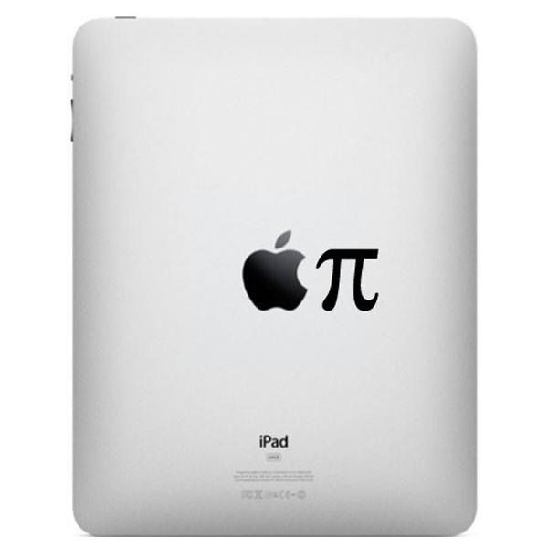Cool Apple Decal. Apple Pie?    Sharing purposes only.