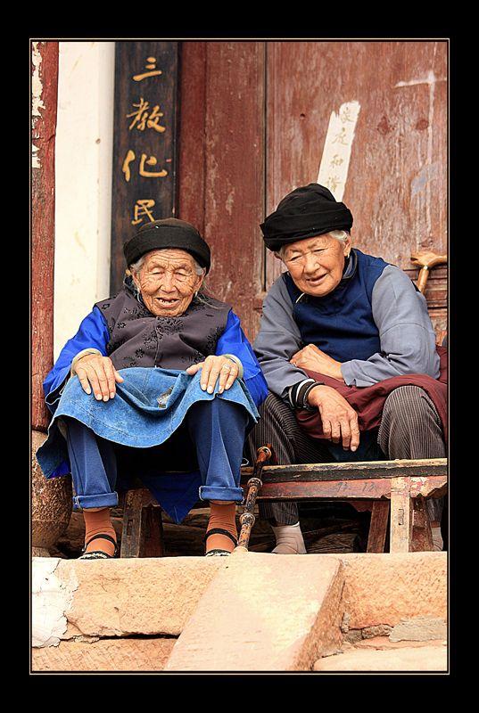 enjoyed - Shaxi, Yunnan