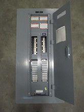 Square D Nqod Type Mlo 60 Amp 208y 120 Vac 3ph 4w Breaker Panelboard 60a Panel Electrical Panels Locker Storage Paneling