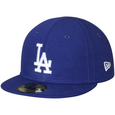 promo code 183b1 914bd Los Angeles Dodgers New Era Infant Authentic Collection On-Field My First  59FIFTY Fitted Hat - Royal