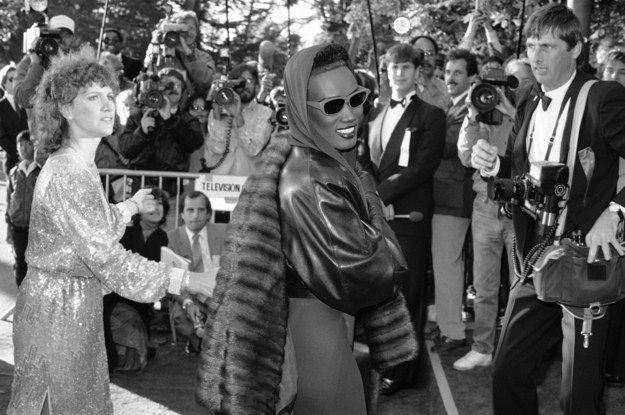 """11 Life Lessons And Insane Things I Learned From Grace Jones' """"I'll Never Write My Memoirs"""""""