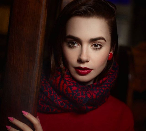 Pin by Rebecca on Lily Collins | Lily collins, Lily ...