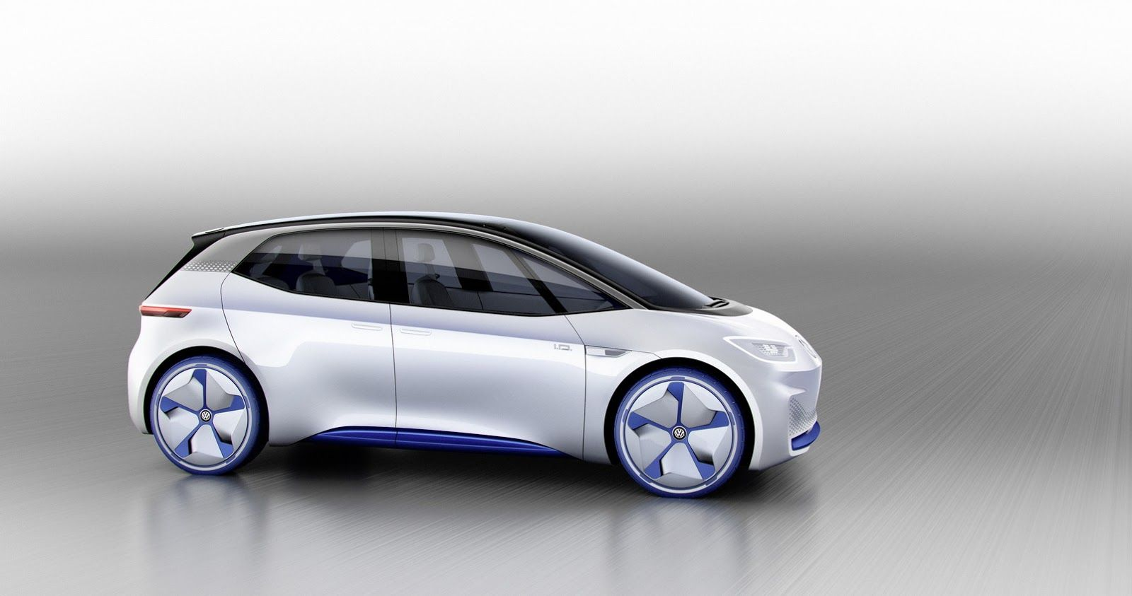 Vw Just Hatched Its New I D Electric Concept Confirms For 2020 Production