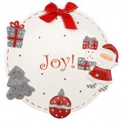 Platou de ceramica Joy