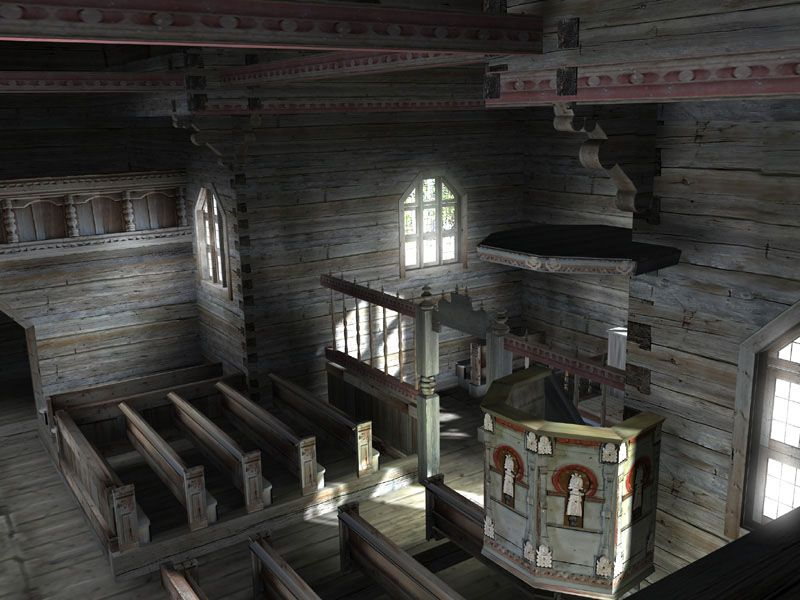 Petäjävesi Kirkko