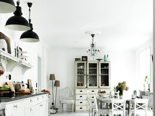 Cocina vintage reciclada: una cocina vivida y para vivir | Decorar tu casa es facilisimo.com