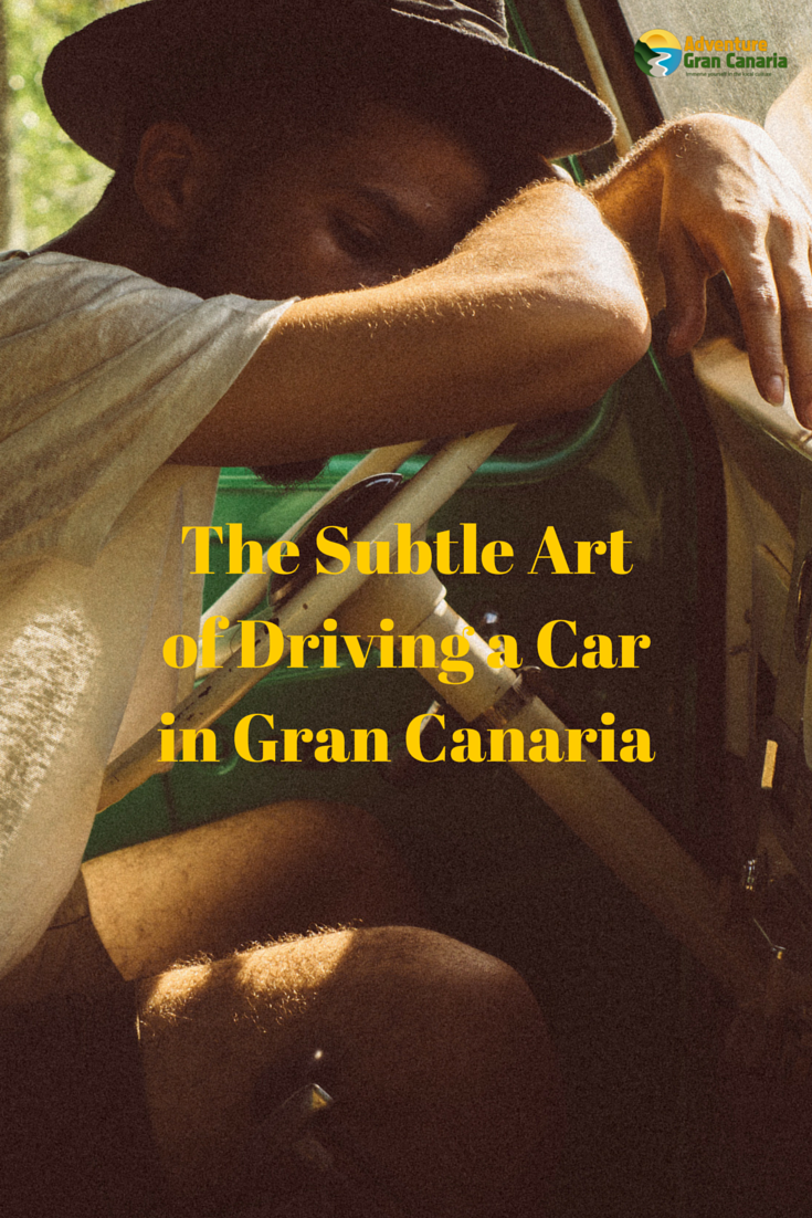 How to Drive a Car in Gran Canaria! #Driving #Travel