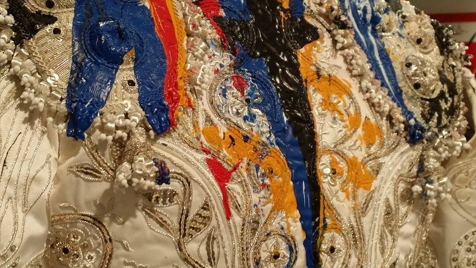Domingo Zapata's Exhibition A BULLFIGHTER IN NEW YORK / UN TORERO EN NUEVA YORK - 11/6/2014 - http://www.c24gallery.com/exhibitions/domingo-zapata/