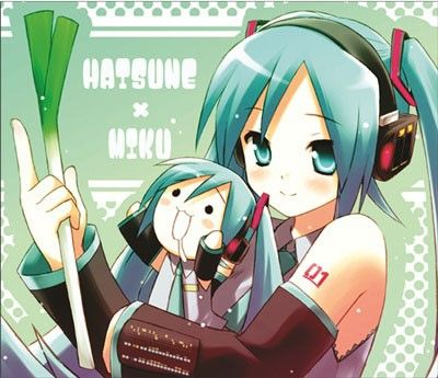 Chibi Wallpaper Vocaloid Miku Image Search Album Card Book