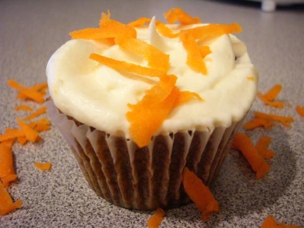barefoot contessa's carrot cake cupcakes | recipe | carrot cake