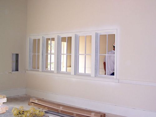 Interior Window Wall   Google Search