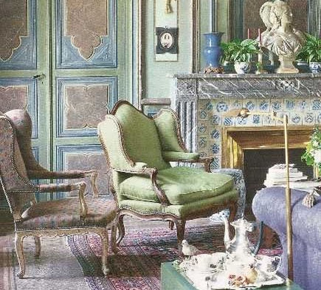 16 Stunning French Style Living Room Ideas: 50 Cozy French Country Living Room Ideas