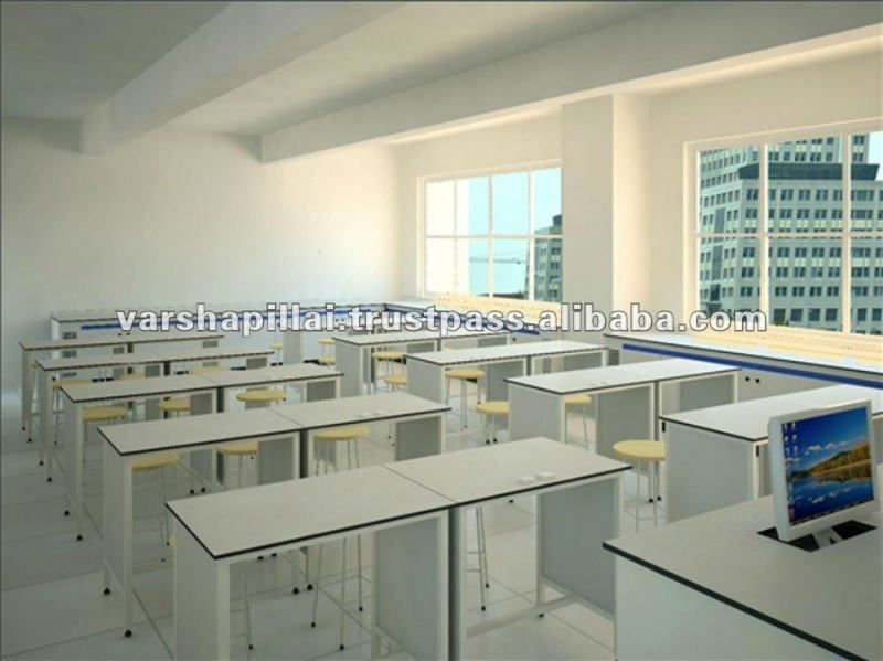 Lab Furniture Concept Extraordinary Concept Images  Group Work Modular Furniture And Drawers Decorating Design