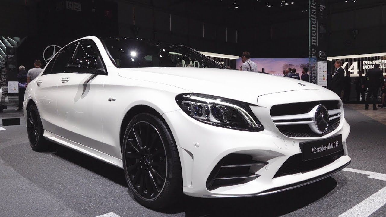 New 2019 Mercedes C Class C43 Amg Interior Exterior And Drive