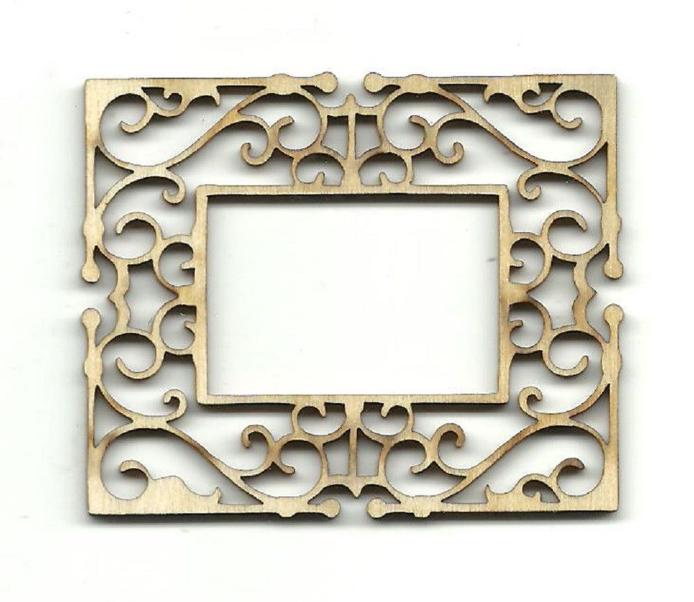 Frame unfinished laser cut wood frm3 frames pinterest laser frame unfinished laser cut wood frm3 jeuxipadfo Gallery