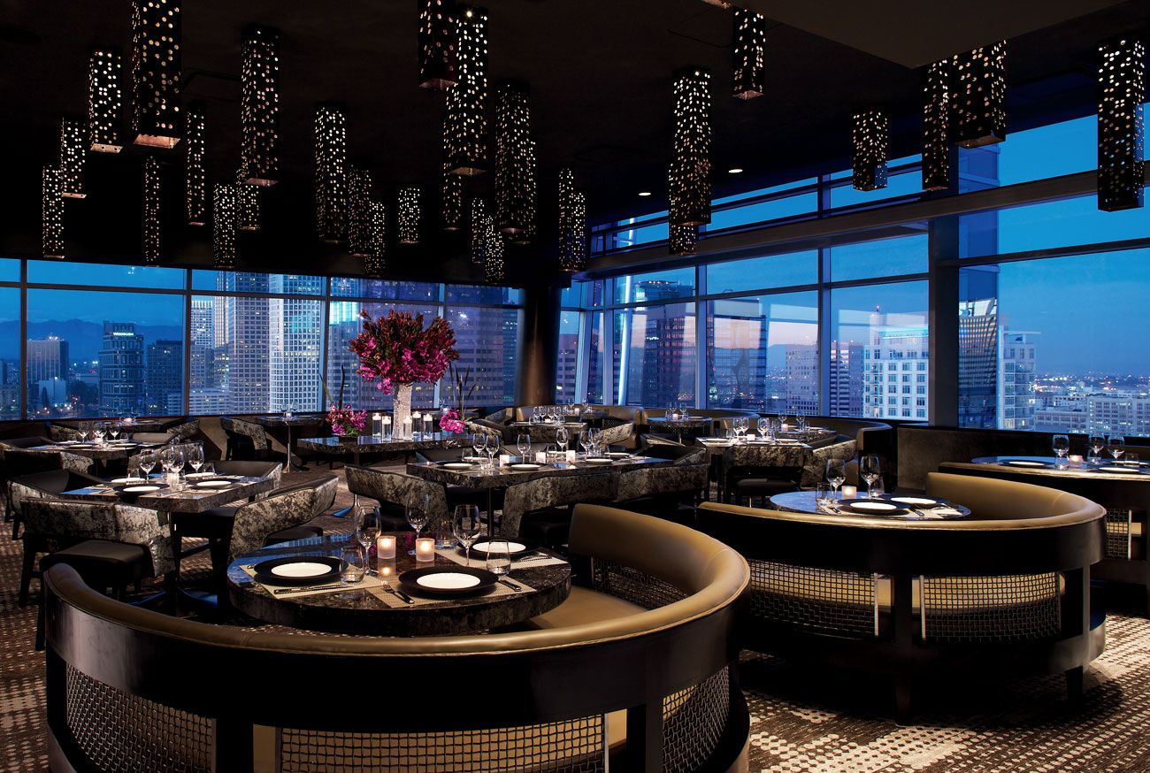 Look 10 Best Restaurants With A View And Bars