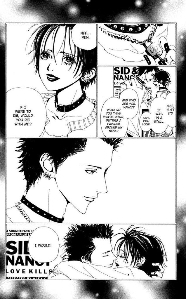 Nana quote Manga by Ai Yazawa
