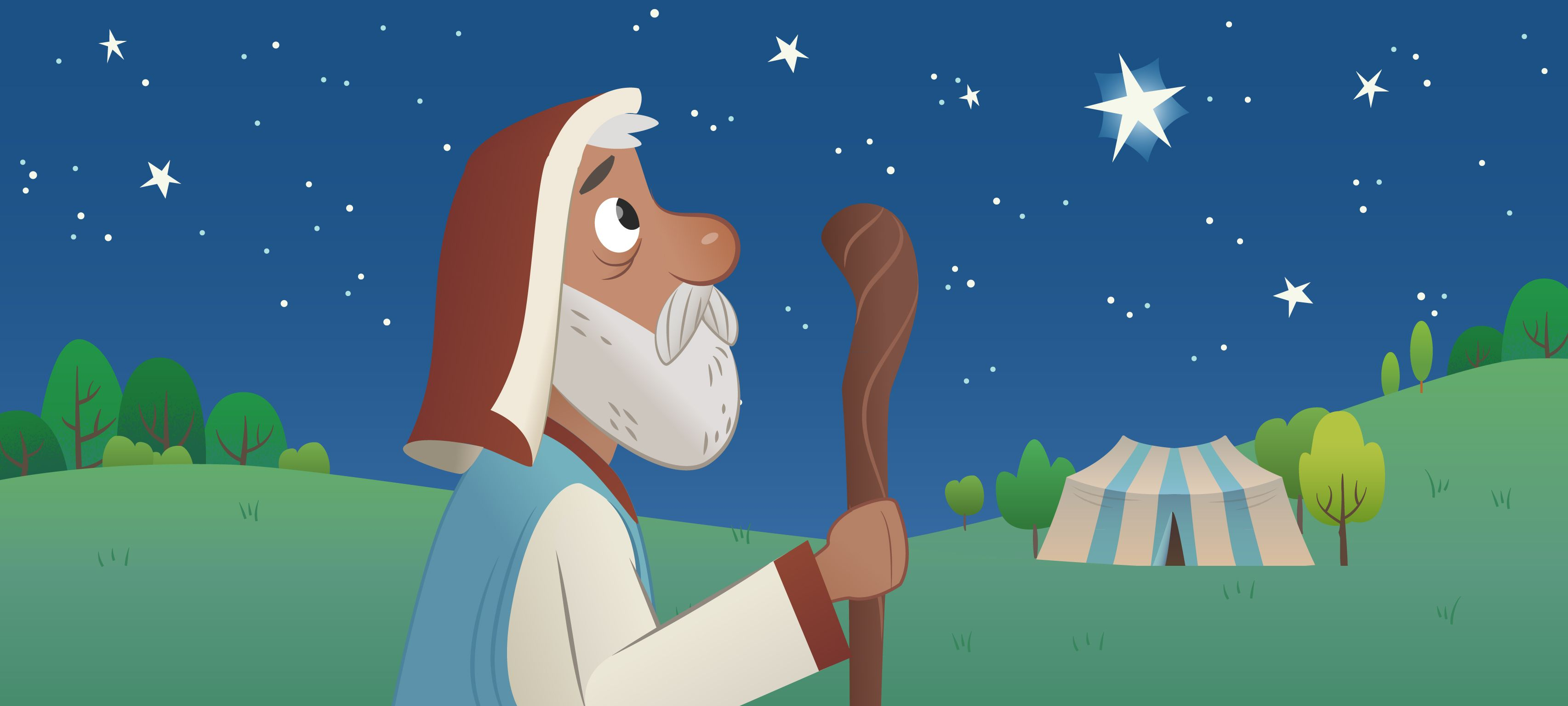 Bible App Kids Abraham