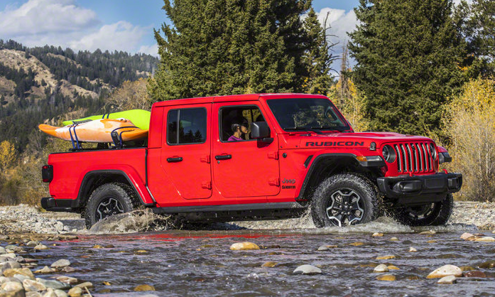 2021 Jeep Gladiator V8 Rumors Changes Specs And Price